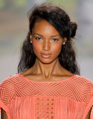 Orange Blush is Pretty Much Perfect for Brown Skin - Beautifully Brown